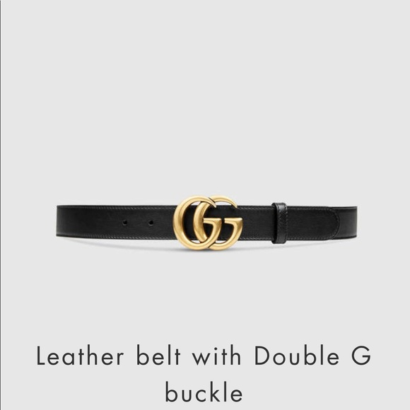 84f854b5d62 Gucci Accessories - Gucci Double G belt
